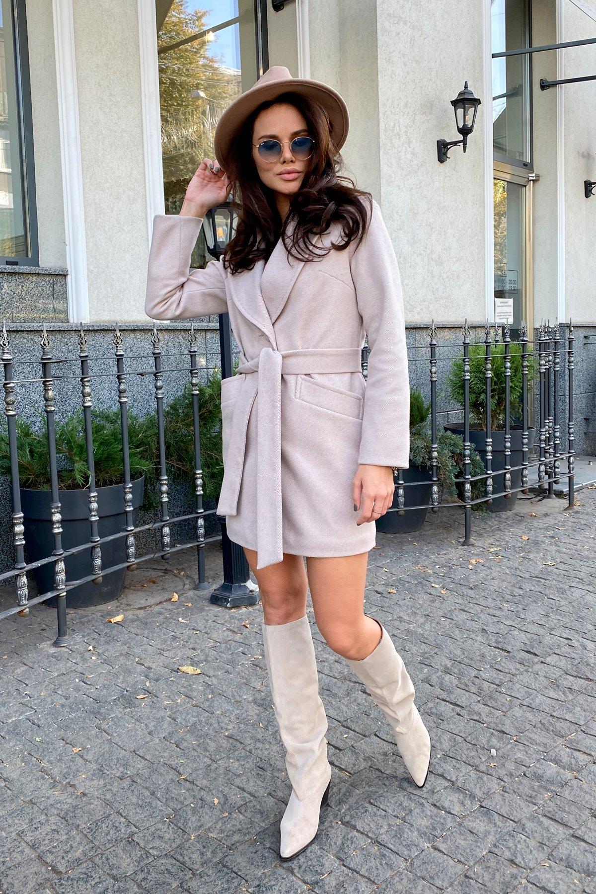 Купить пальто украинского производителя Modus Вейсона Диагональ пальтовая ткань пальто 9876