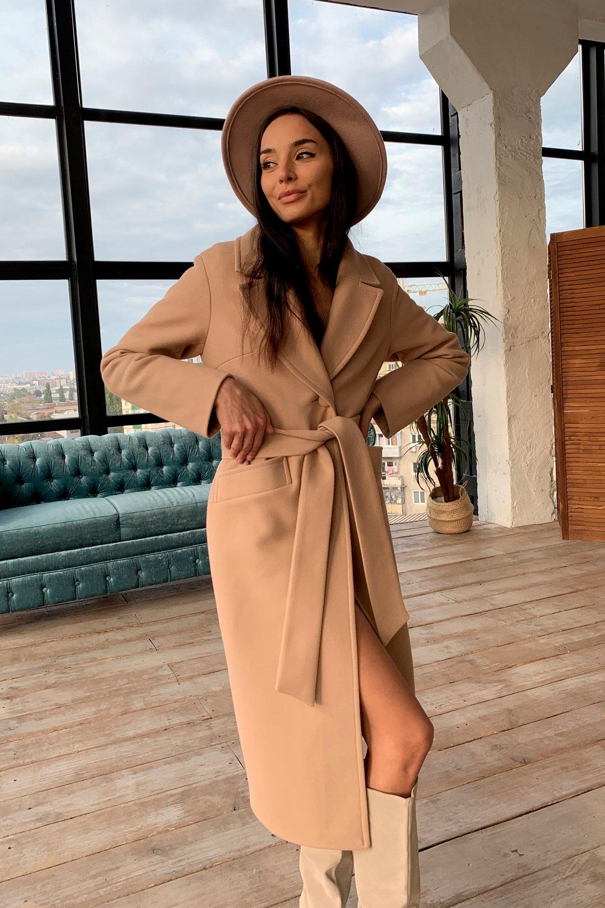 Женские пальто в интернет магазине TM Modus Вейсона макси кашемир на трикотаже зима хомут пальто 9942