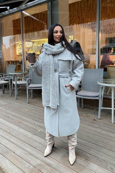 Купить Ола флеш пальтовая ткань зима пальто 9973 оптом и в розницу