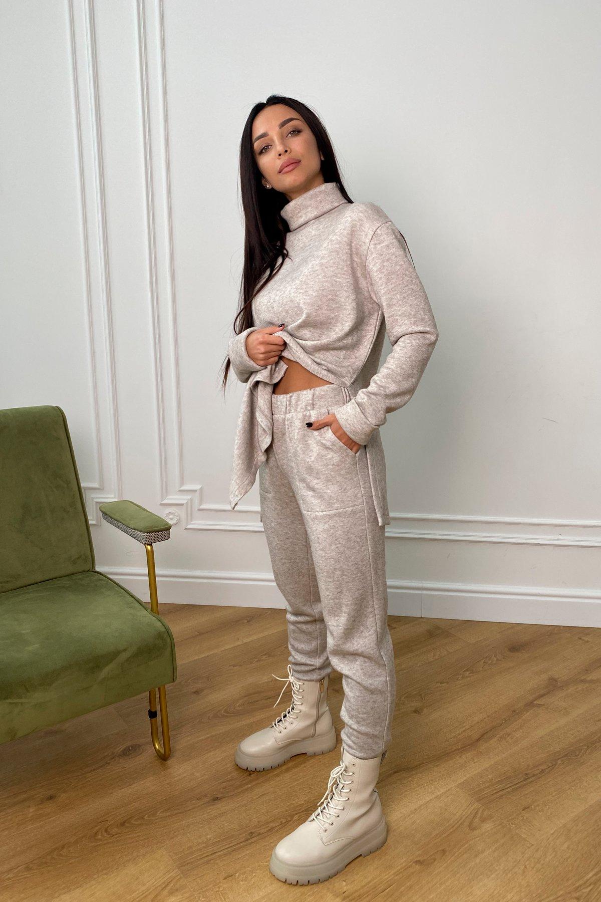 Купить женские костюмы оптом  Люкс прогулочный костюм  из ангоры  9975