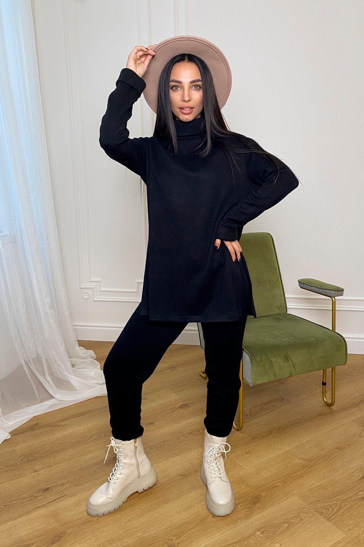Женская одежда оптом от производителя Люкс прогулочный костюм  из ангоры  9975