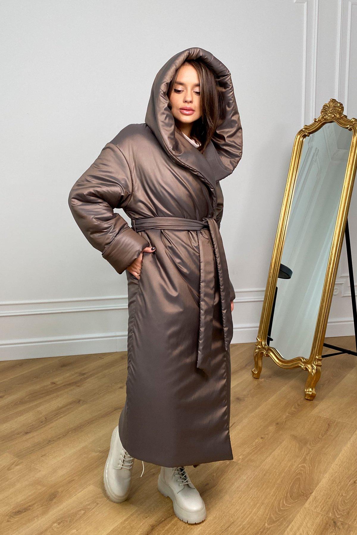Зимнее пальто для женщин от Modus Берлин пальто зимнее из плащевой ткани, стеганое 10082