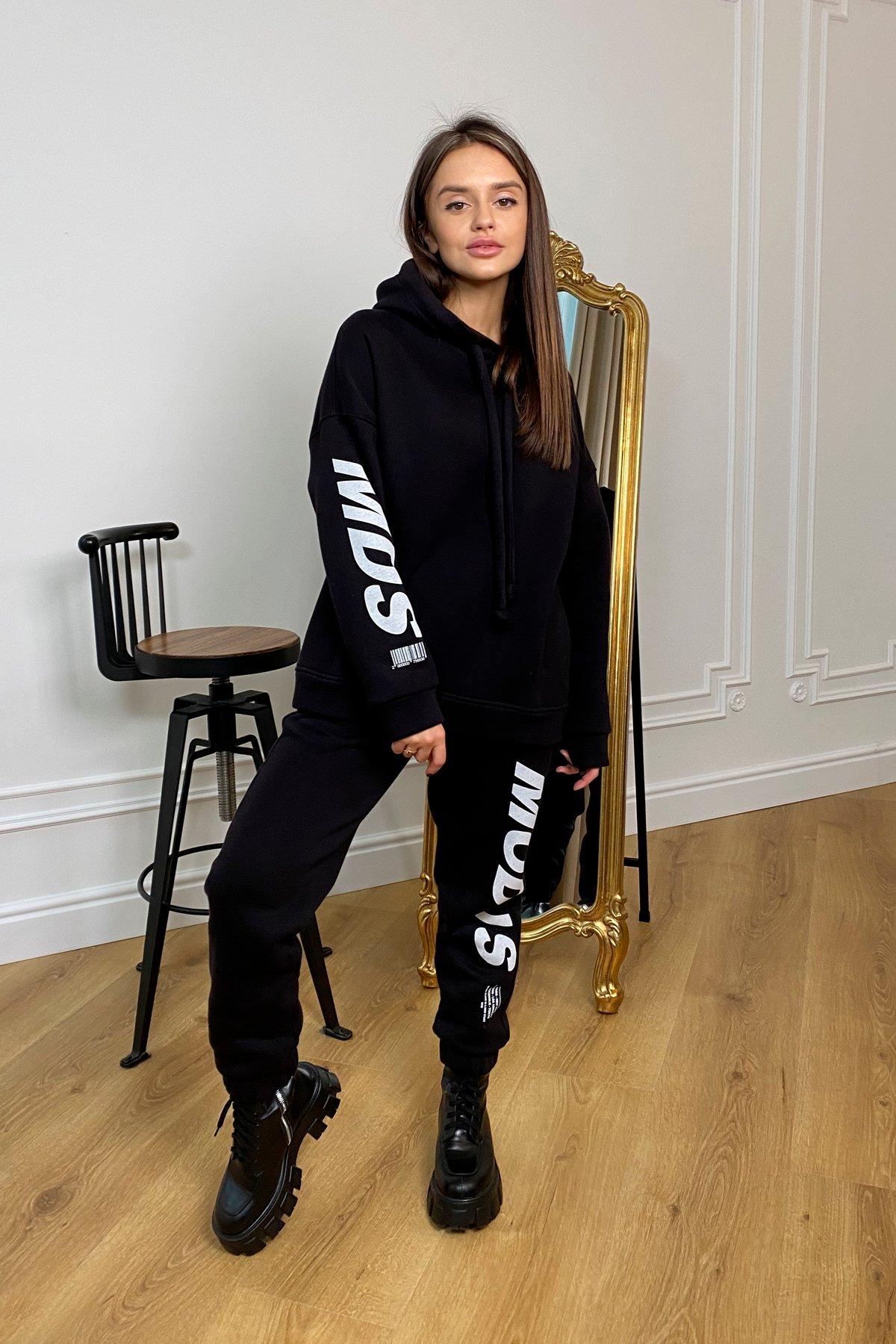 Женские костюмы оптом от производителя Modus МДС трикотаж 3х нитка с начесом костюм 9986