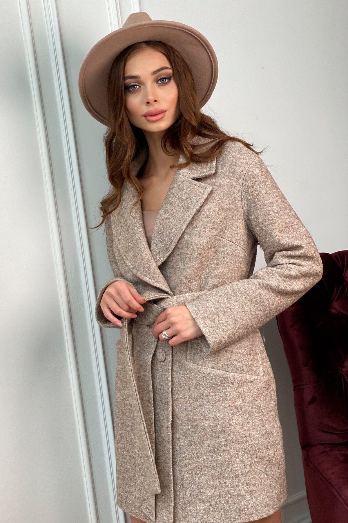 Пальто стеганное демисезонное женское цена от Modus Вейсона шерсть варенка пальто 9825