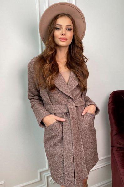 Купить Вейсона шерсть варенка пальто 9825 оптом и в розницу