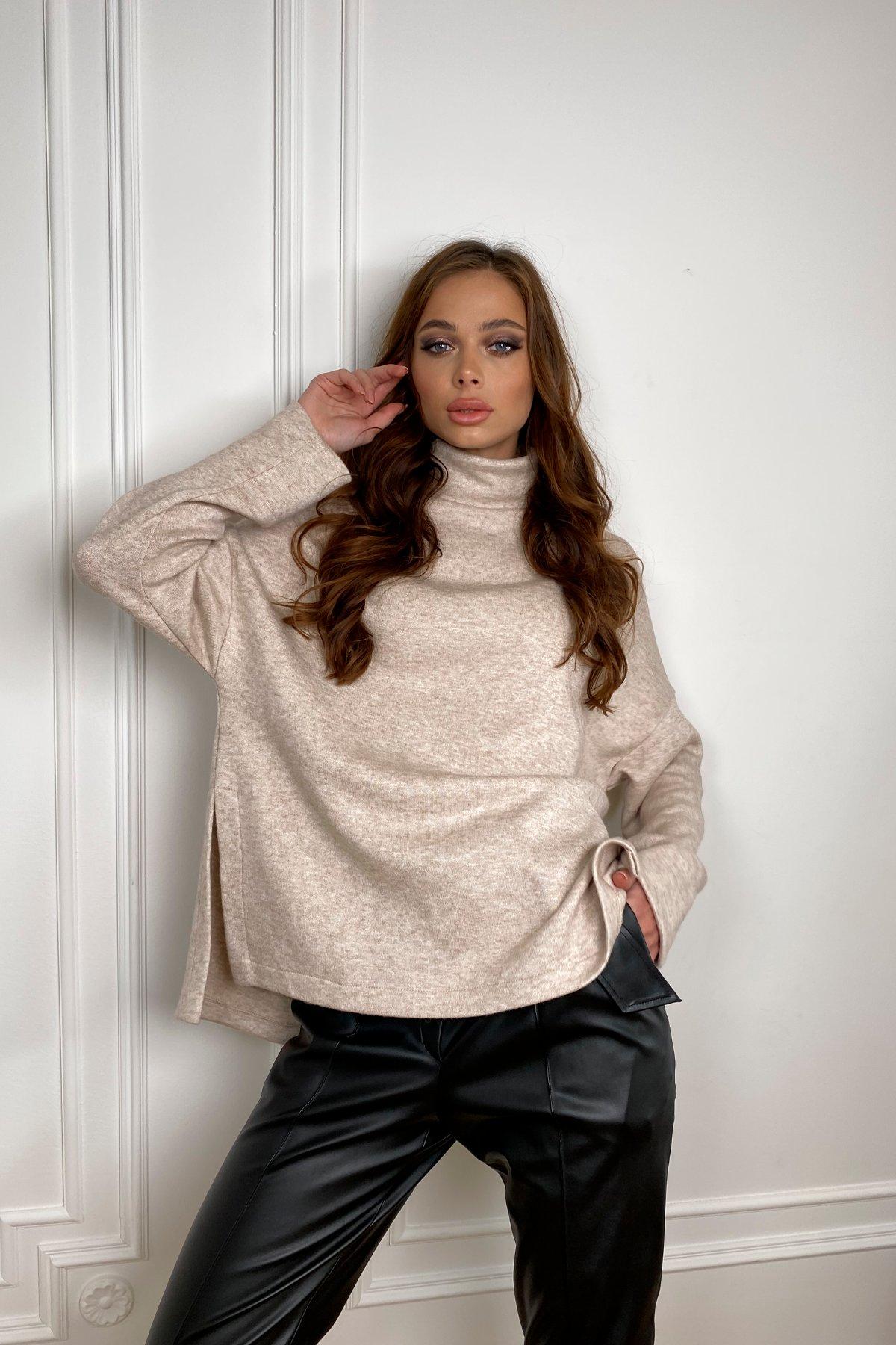вязаные свитера для женщин Лав Ю трикотаж ангора  свитер 10046