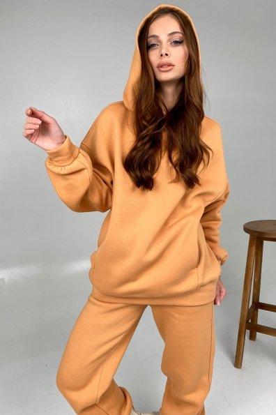 Купити  Марион Oversize трикотаж 3х нитка с начесом костюм 9651 оптом і в роздріб
