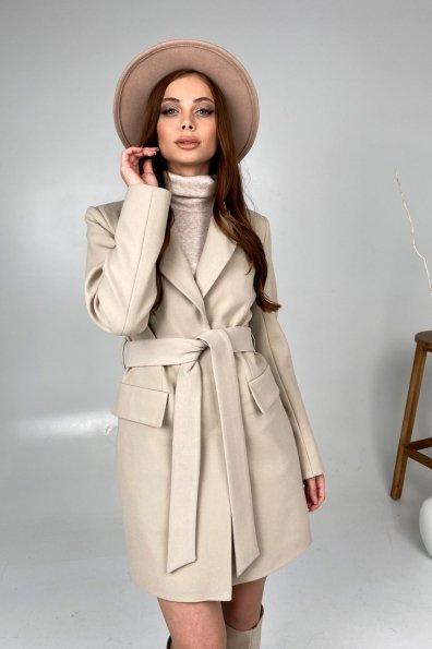 Корси пальтовая ткань кашемир турция пальто 9758