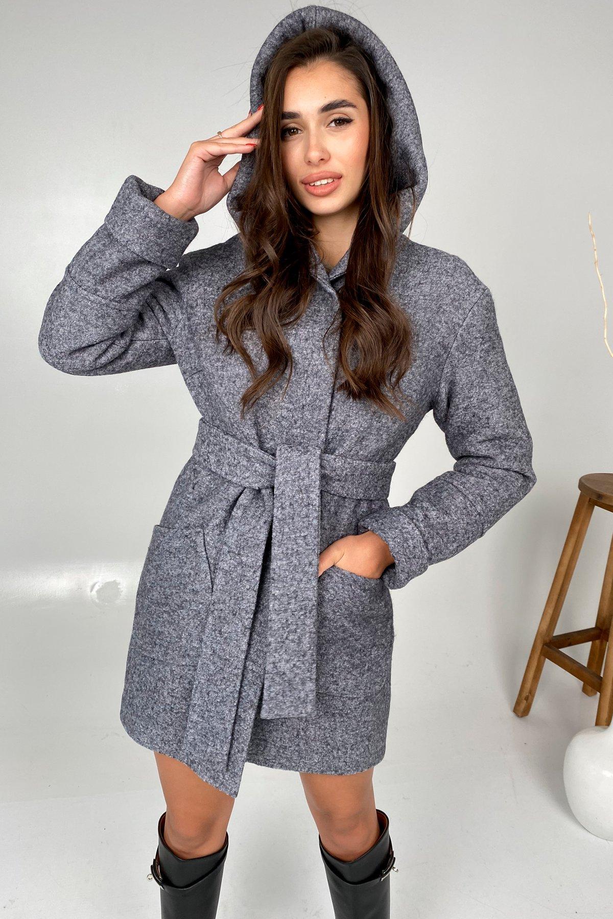 Женское пальто от производителя от Modus Анита шерсть варенка зима без меха пальто 9936