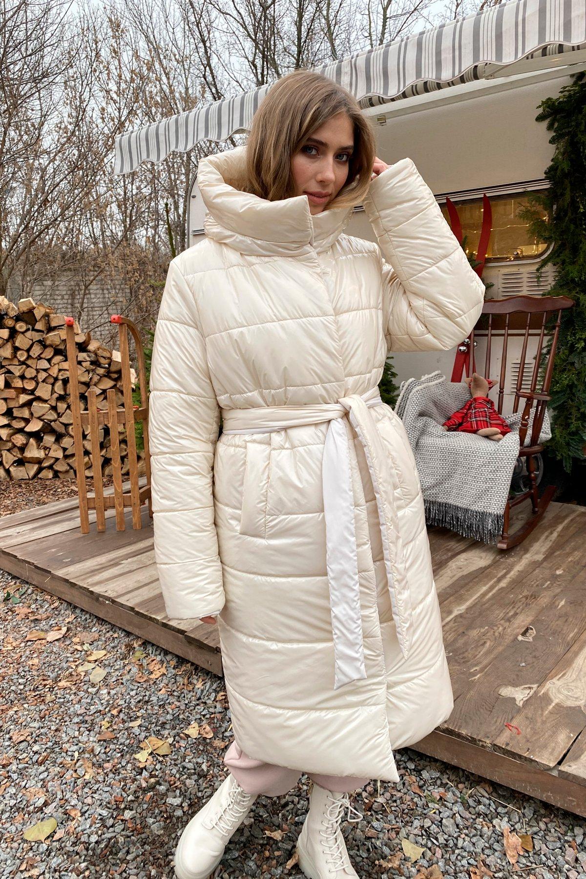 куртки оптом от производителя  Баскони плащевка лаке   Ammy пуховик 9992