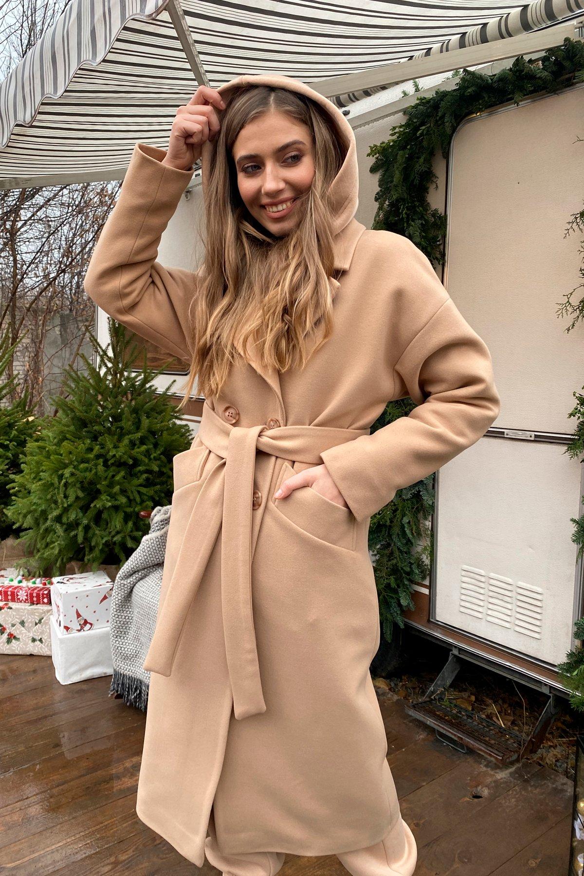 Зимнее пальто женское интернет магазин Украина Сенсей макси кашемир турецкий зима пальто 10041