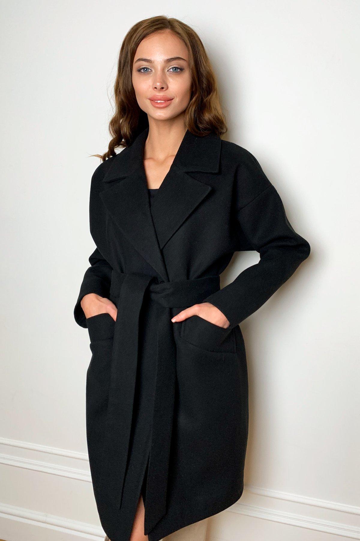 Пальто женское демисезонное купить в интернете Пальто Сенсей 9767