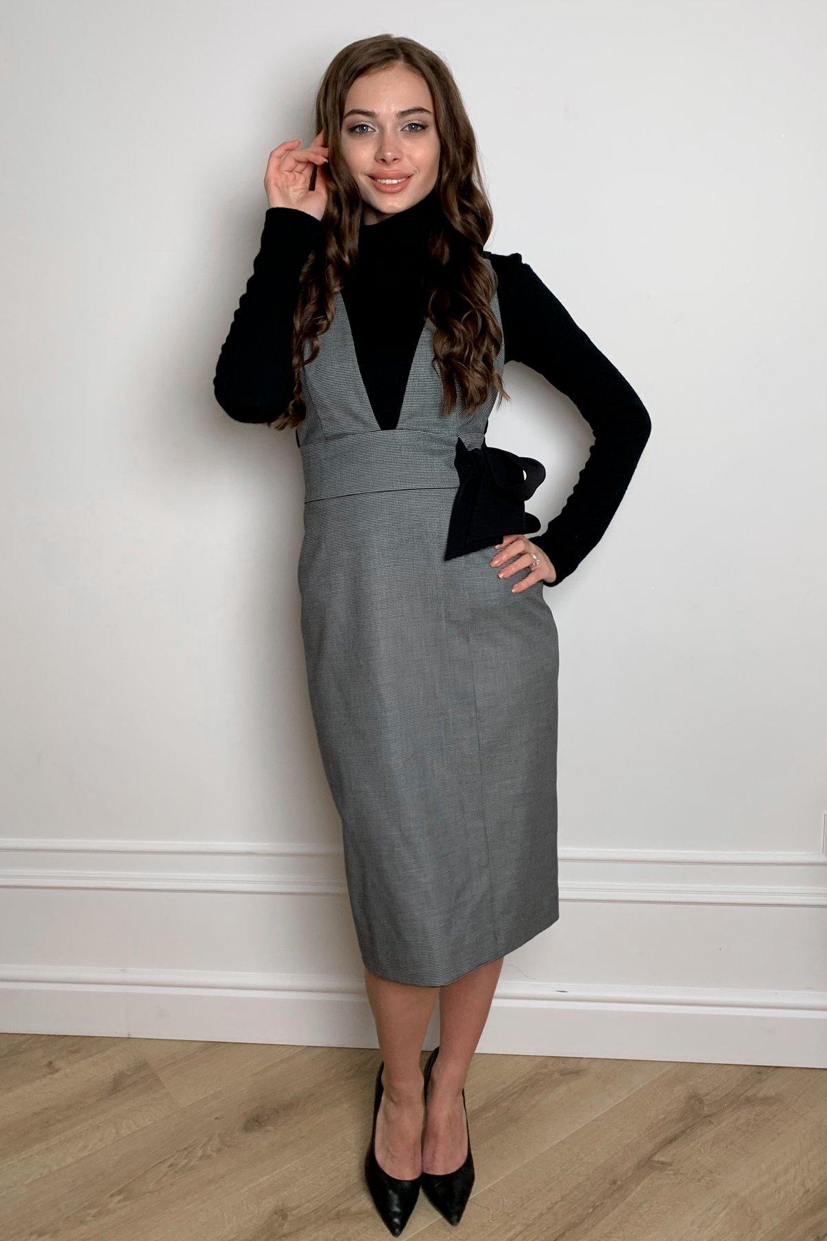 Платья Украина оптом от Модус Фила платье костюмка принт стрейч платье 10026