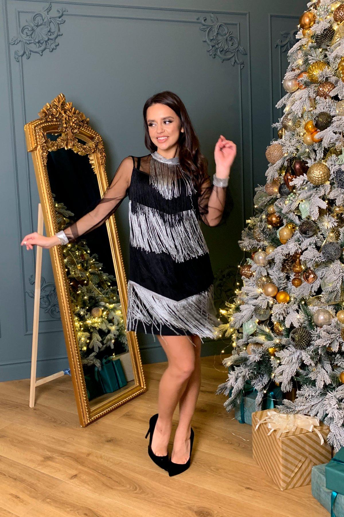 Купить платья оптом Украина Вечернее платье Софит 8629