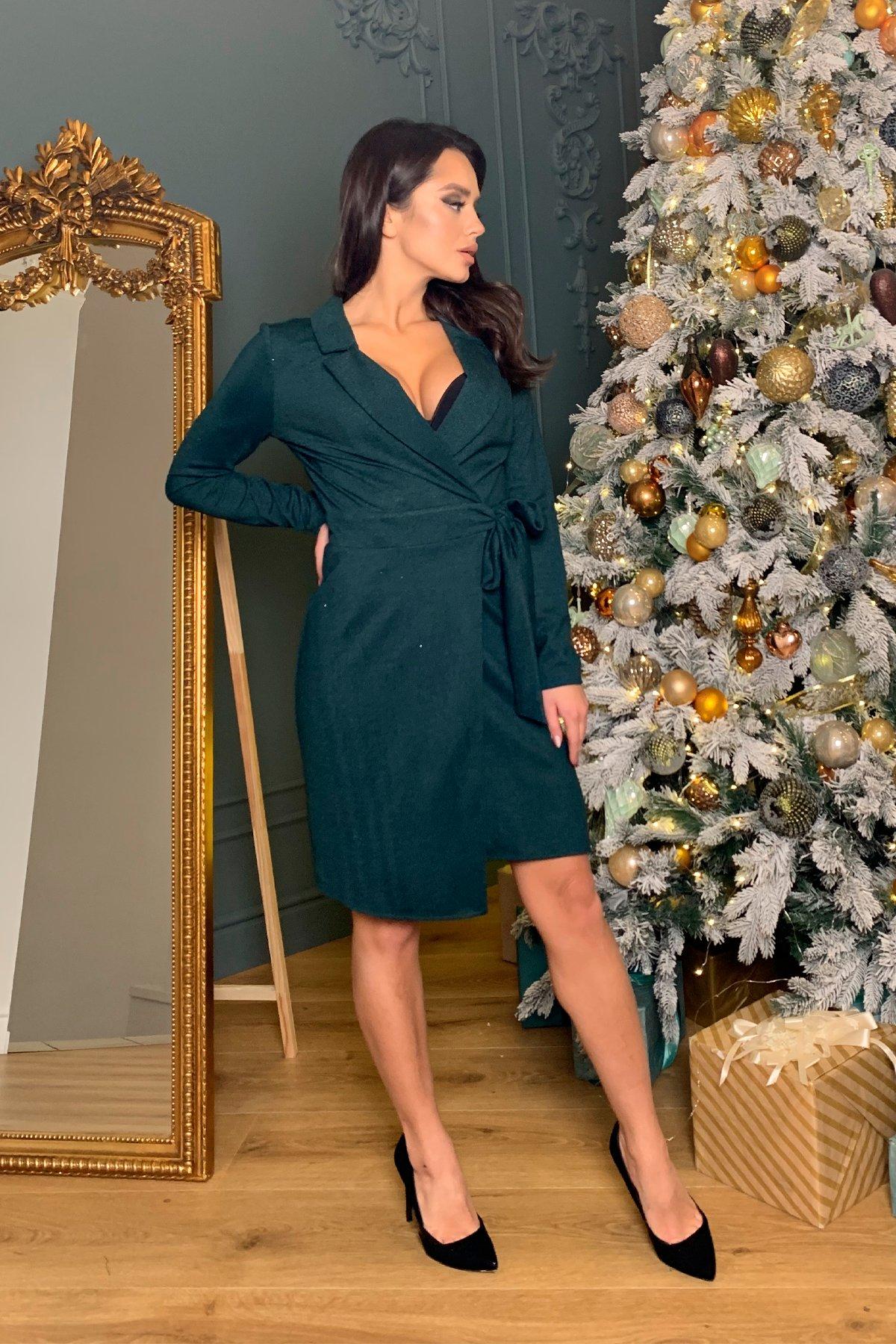 Платье Шати 8368 АРТ. 44577 Цвет: Зеленый - фото 2, интернет магазин tm-modus.ru