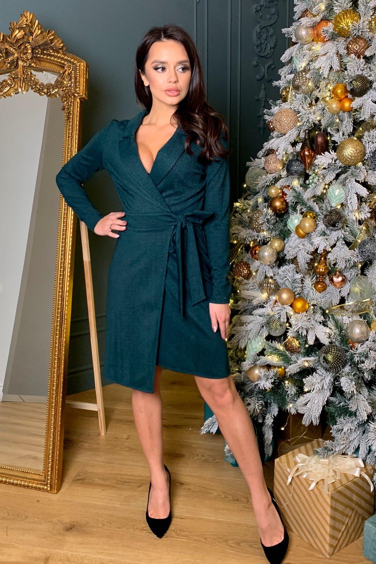 Платье Шати 8368 АРТ. 44577 Цвет: Зеленый - фото 5, интернет магазин tm-modus.ru