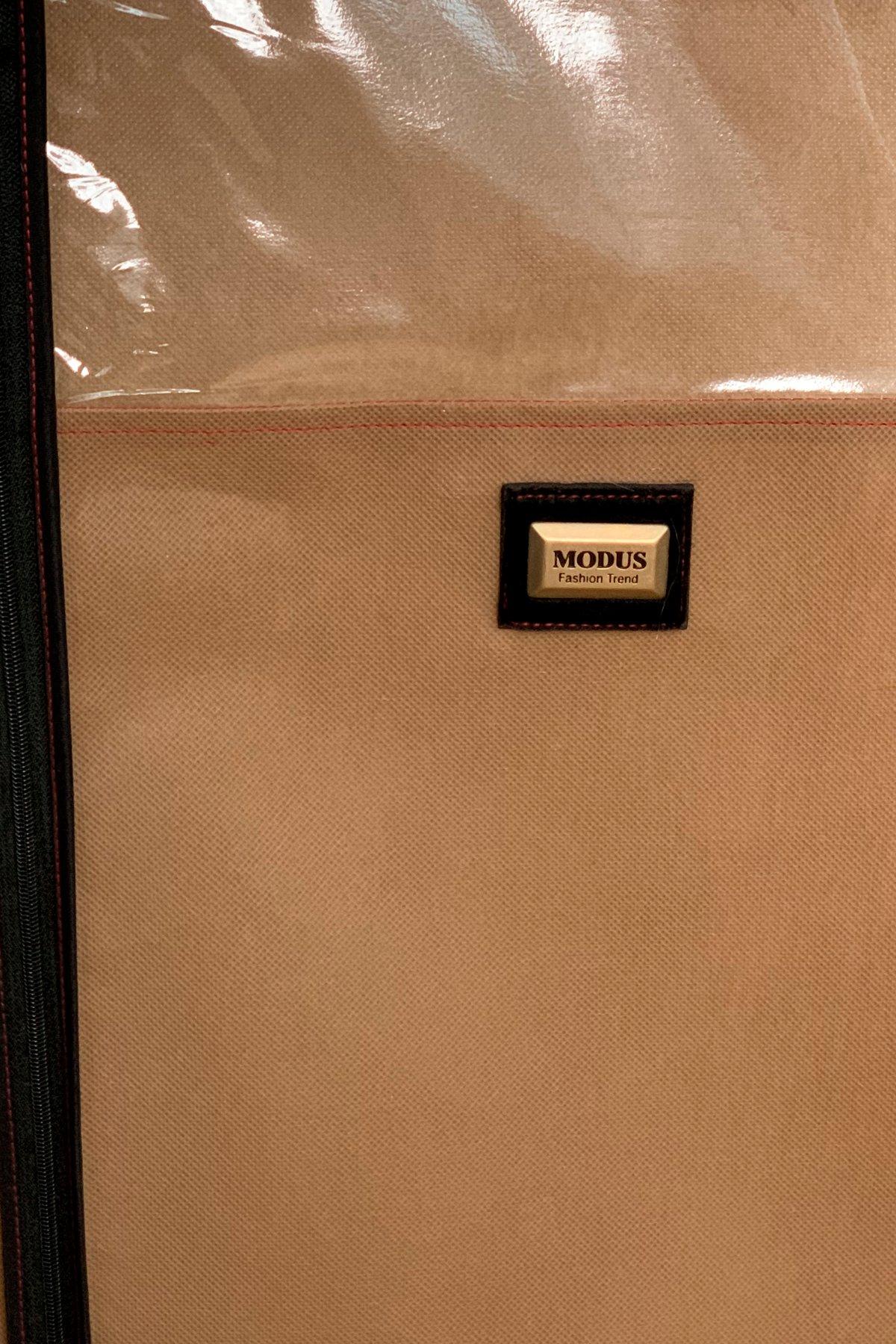 Чехол малый Standart 10274 АРТ. 46601 Цвет: шоколад/бежевый/молоко - фото 3, интернет магазин tm-modus.ru