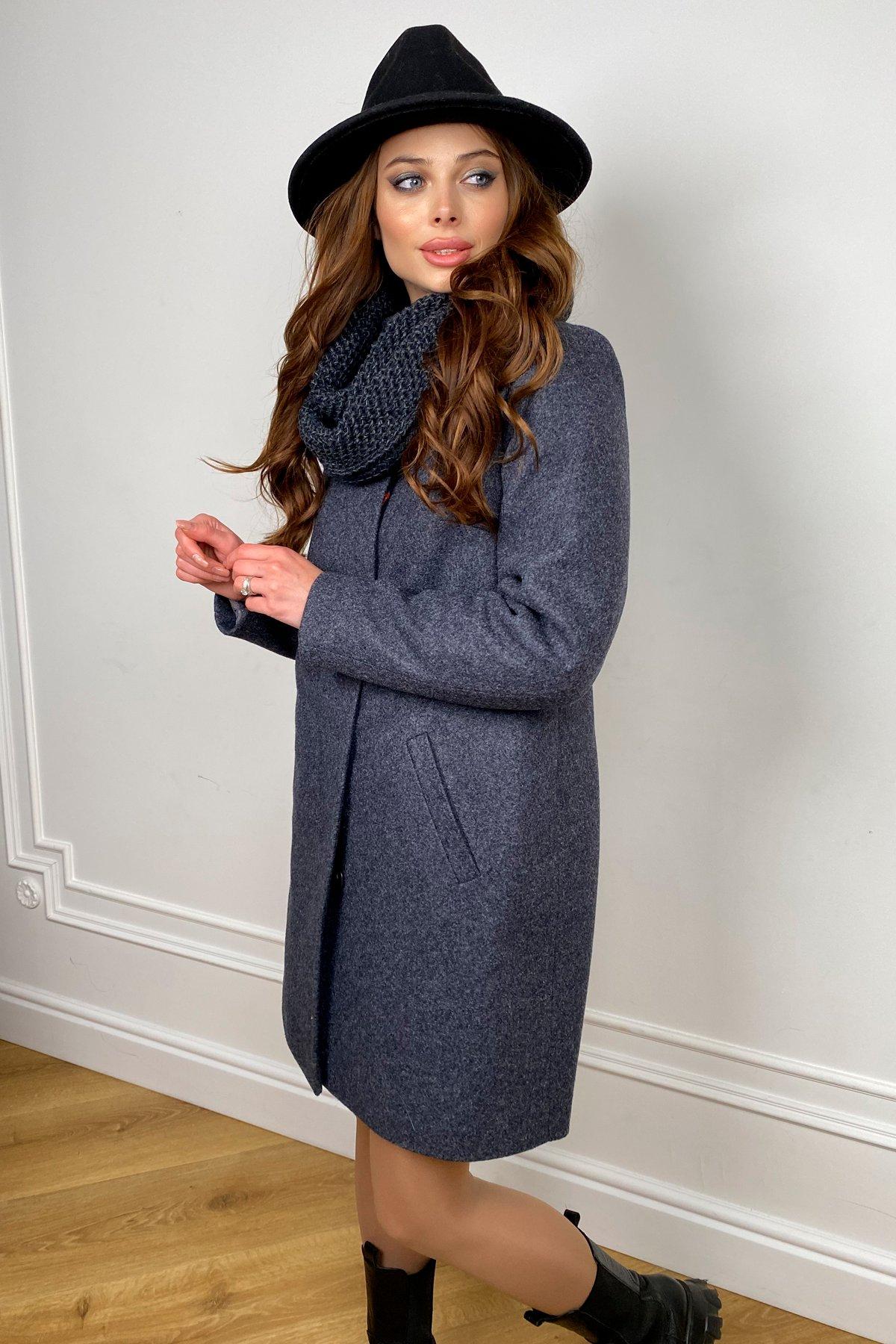 Зимнее пальто женское купить Украина Зимнее пальто с воротником стойка Фортуна лайт 5804