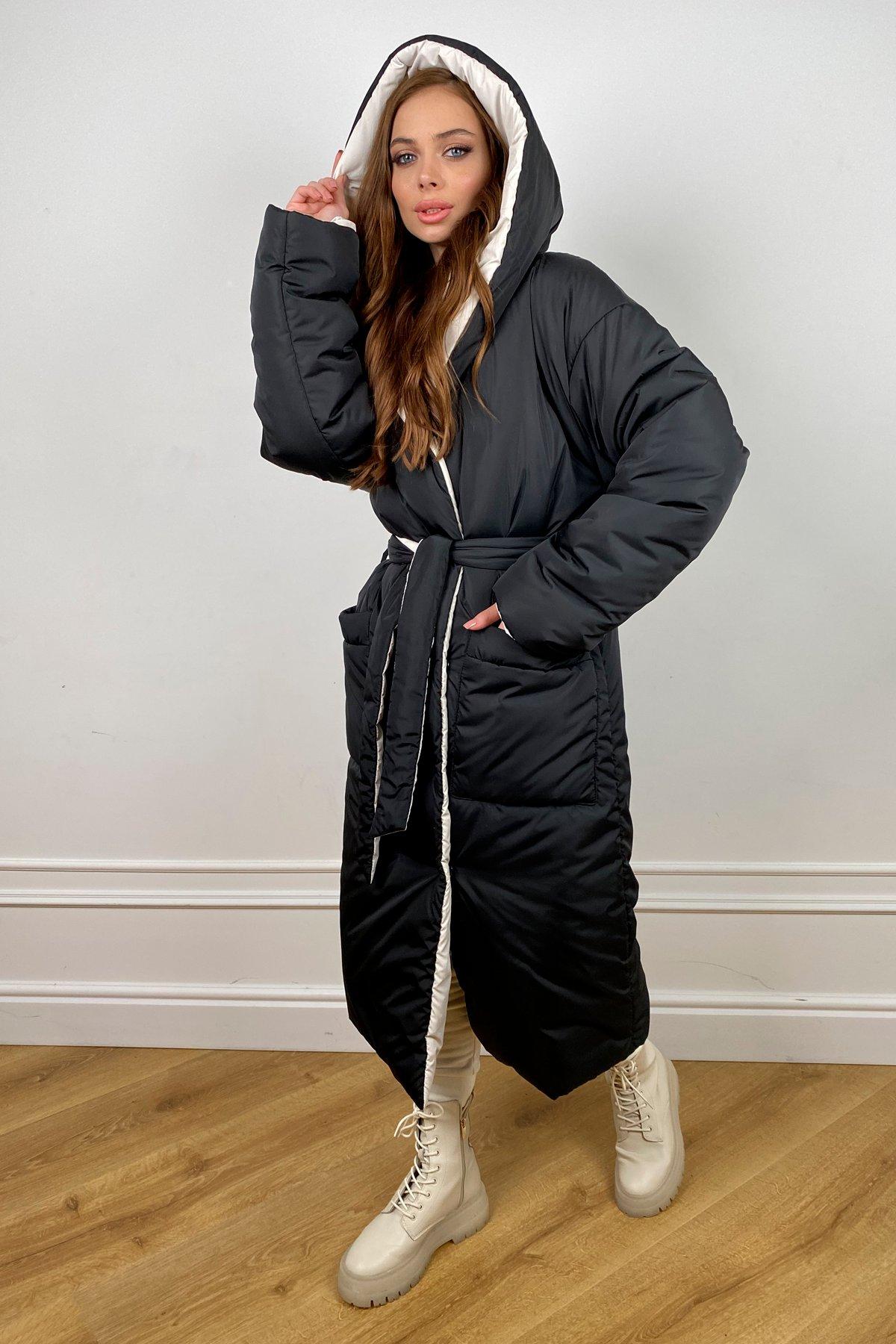 куртка женская купить Келвин пуховик плащевка Ammy 10252
