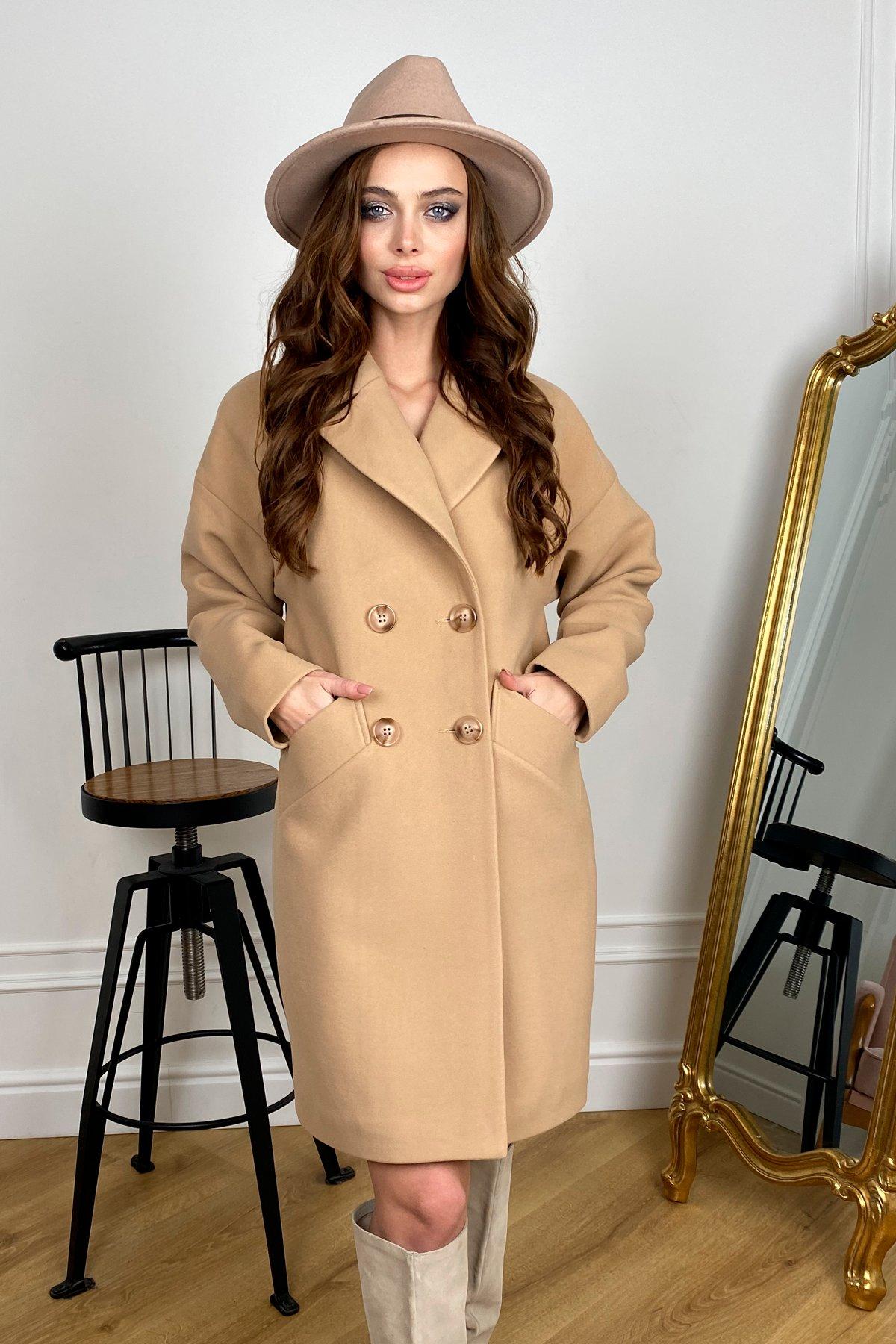 Женское пальто оптом от производителя Modus Сенсей   пальто зимнее из кашемира 10202