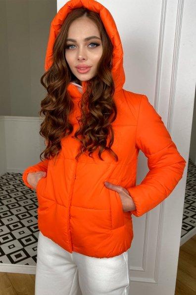 Рито  куртка из плащевой ткани Ammy  10443 Цвет: Оранжевый 788
