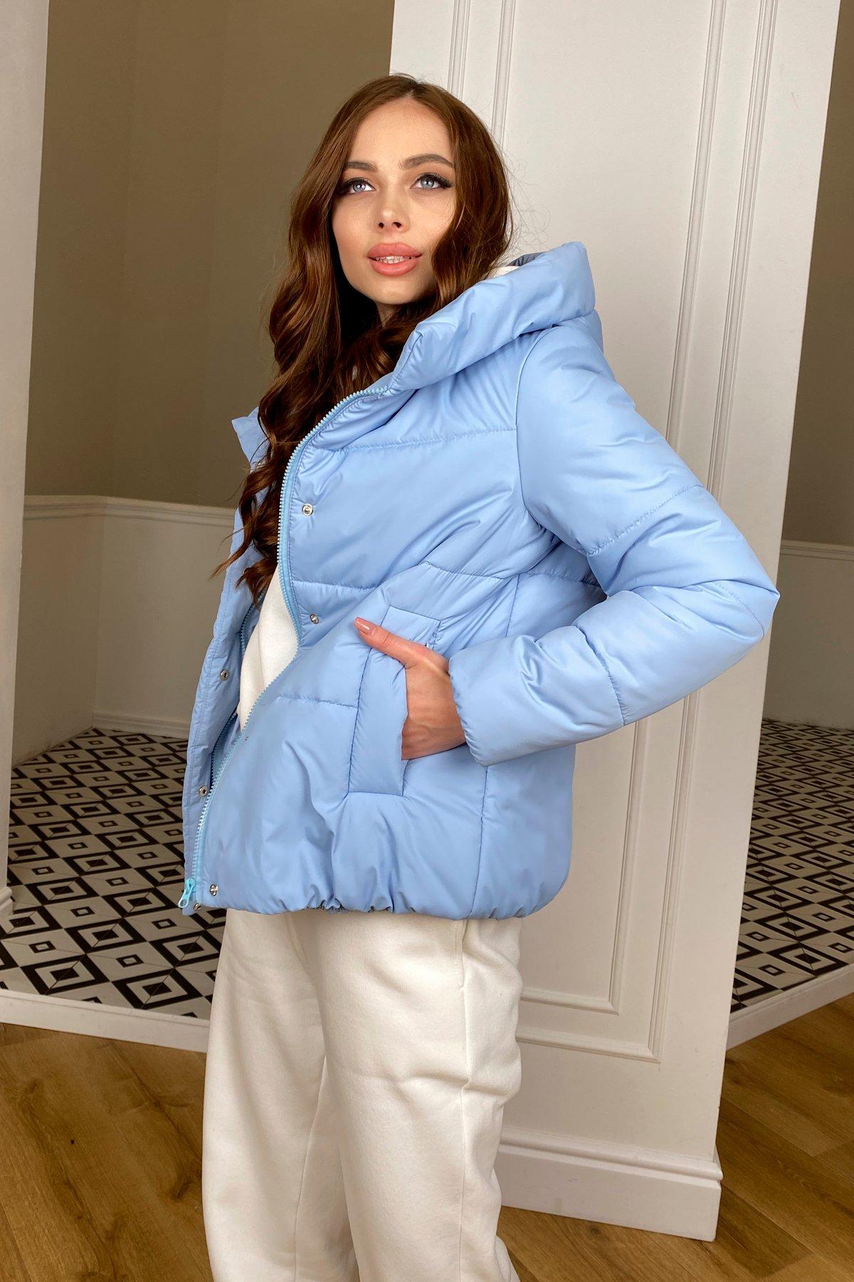 куртка демисезонная женская  Рито  куртка из плащевой ткани Ammy  10443