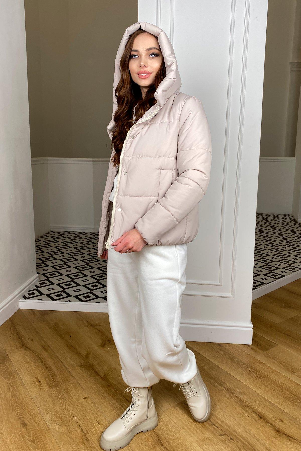 Рито  куртка из плащевой ткани Ammy  10443 АРТ. 46764 Цвет: Бежевый 511 - фото 1, интернет магазин tm-modus.ru