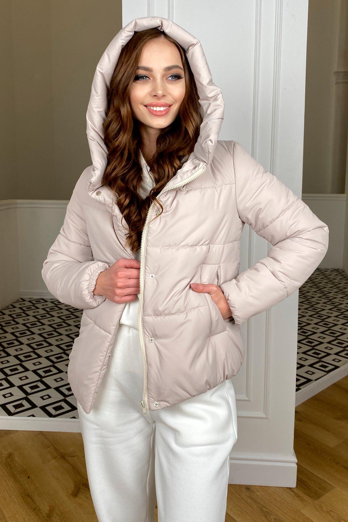 купить женскую демисезонную куртку в интернет магазине Рито  куртка из плащевой ткани Ammy  10443