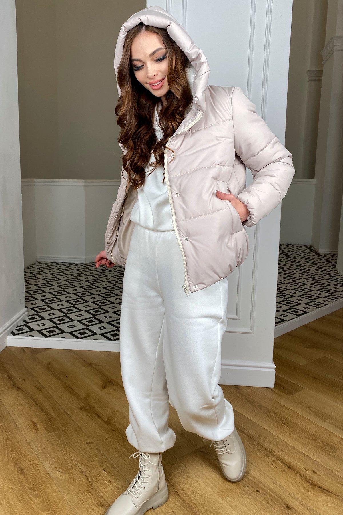 Рито  куртка из плащевой ткани Ammy  10443 АРТ. 46764 Цвет: Бежевый 511 - фото 4, интернет магазин tm-modus.ru