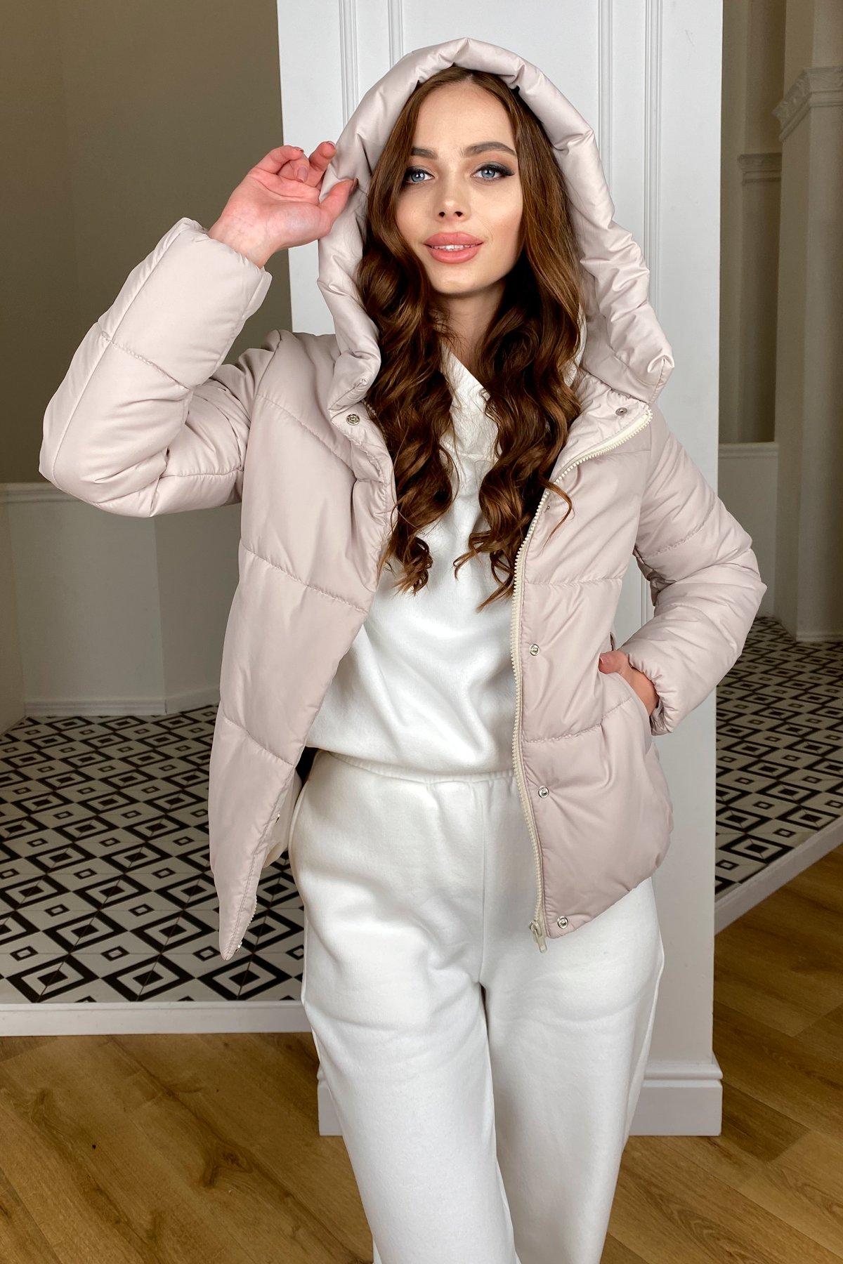 Рито  куртка из плащевой ткани Ammy  10443 АРТ. 46764 Цвет: Бежевый 511 - фото 5, интернет магазин tm-modus.ru