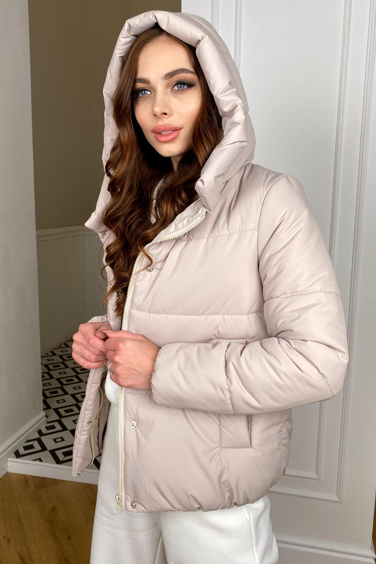 Рито  куртка из плащевой ткани Ammy  10443 АРТ. 46764 Цвет: Бежевый 511 - фото 6, интернет магазин tm-modus.ru