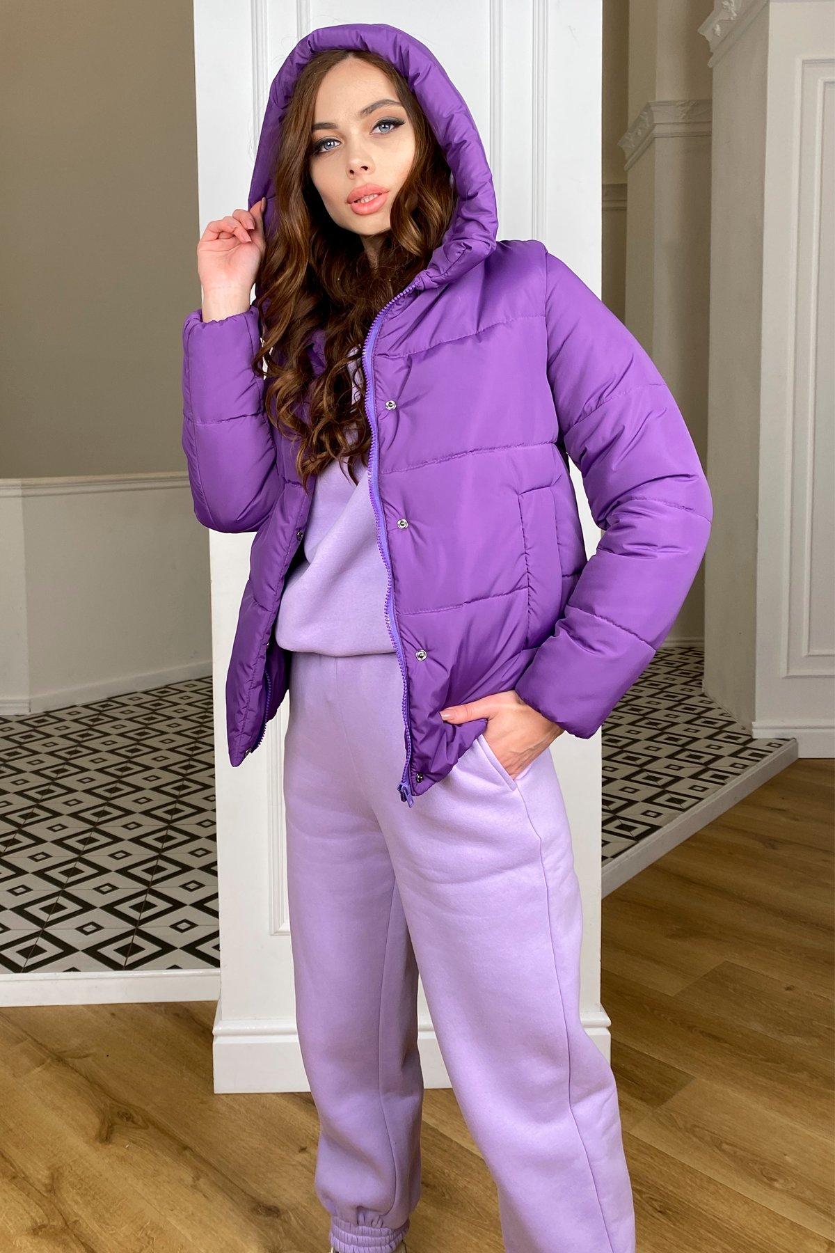 женские демисезонные куртки Рито  куртка из плащевой ткани Ammy  10443