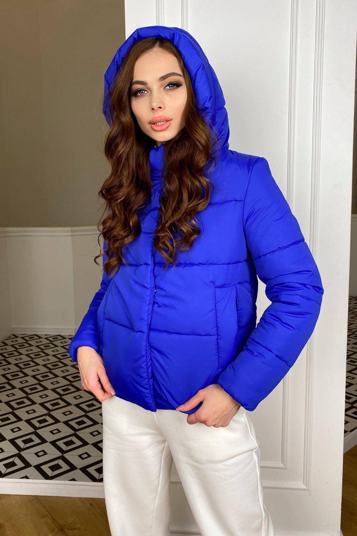 куртки демисезонные женские Украина Рито  куртка из плащевой ткани Ammy  10443