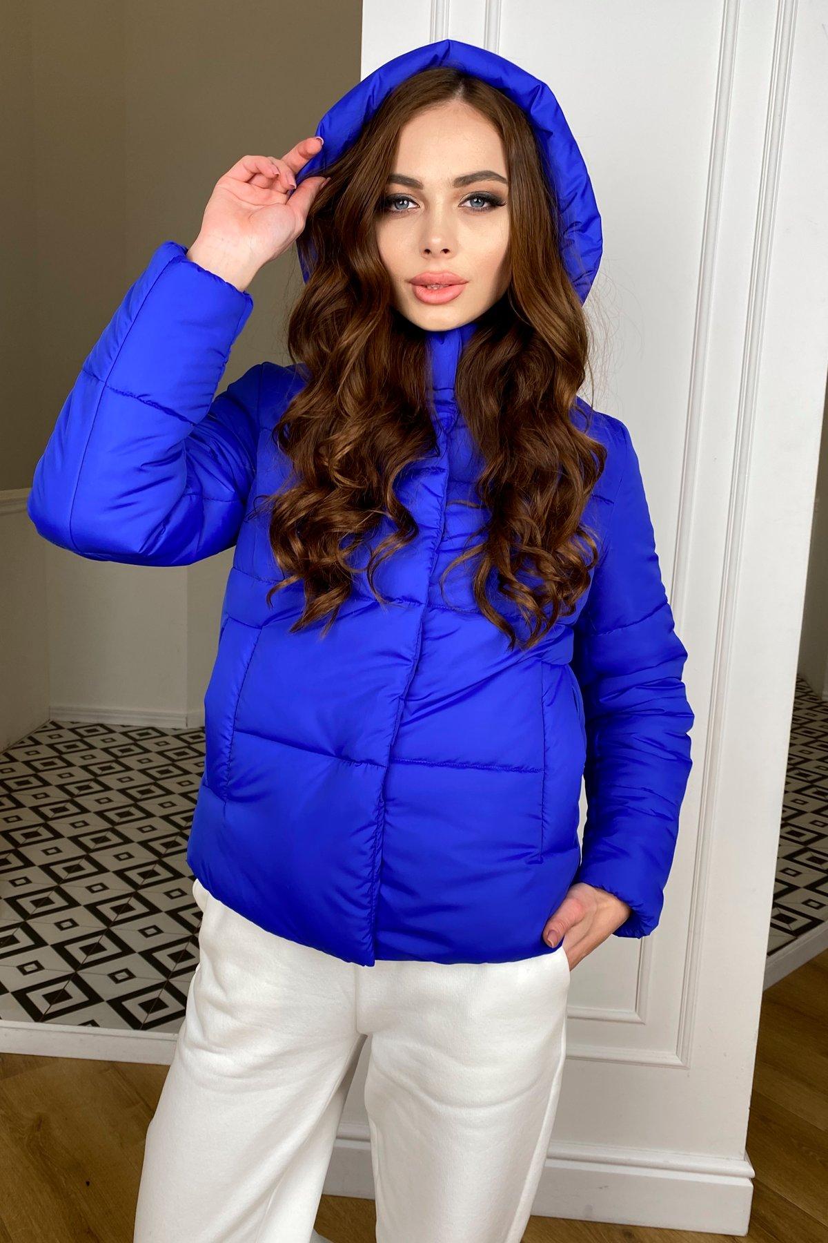 Рито  куртка из плащевой ткани Ammy  10443 АРТ. 46765 Цвет: Электрик 1052 - фото 5, интернет магазин tm-modus.ru