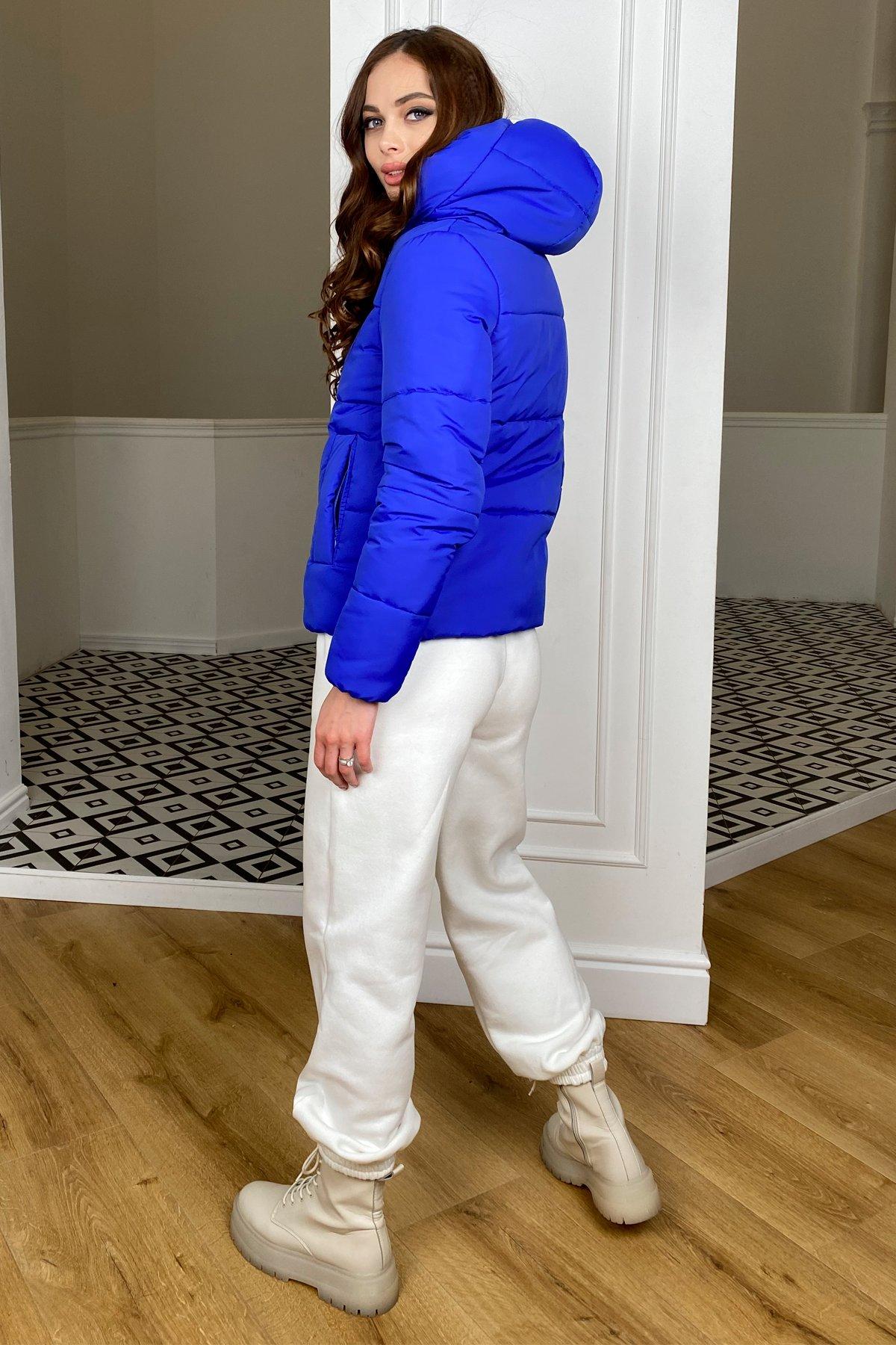 Рито  куртка из плащевой ткани Ammy  10443 АРТ. 46765 Цвет: Электрик 1052 - фото 6, интернет магазин tm-modus.ru