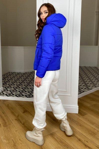 Рито  куртка из плащевой ткани Ammy  10443 Цвет: Электрик 1052