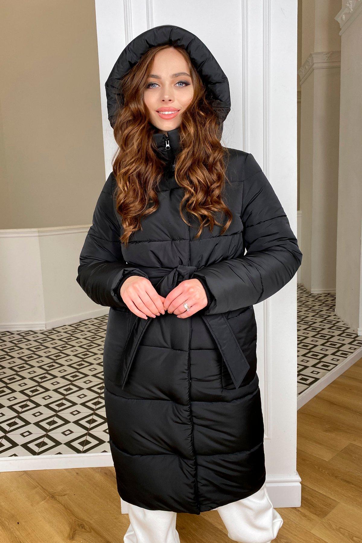 женские куртки оптом Бланка зимний пуховик из  плащевка Канада 10405