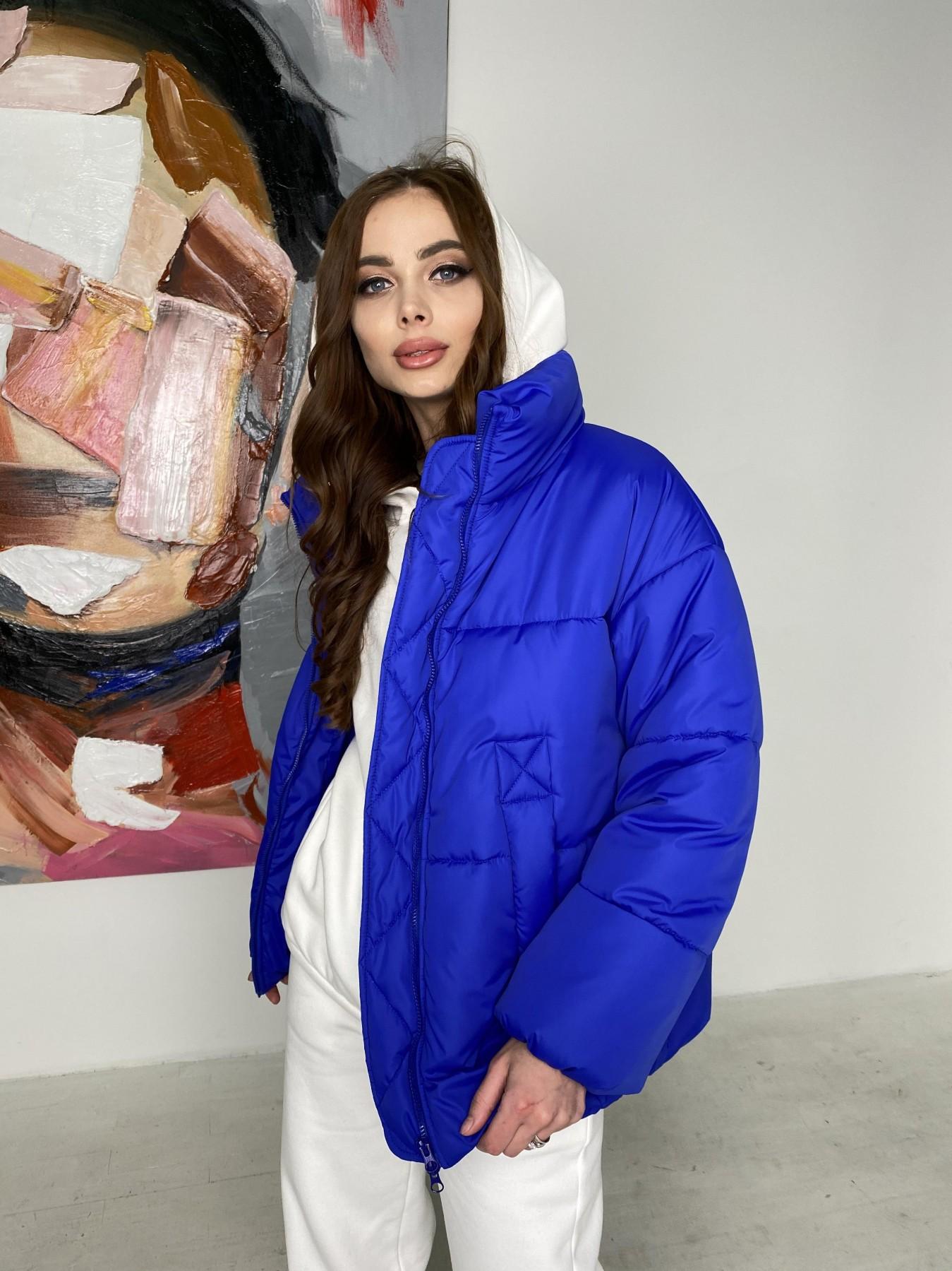 куртки оптом от производителя  Муд куртка из плащевой ткани 10509