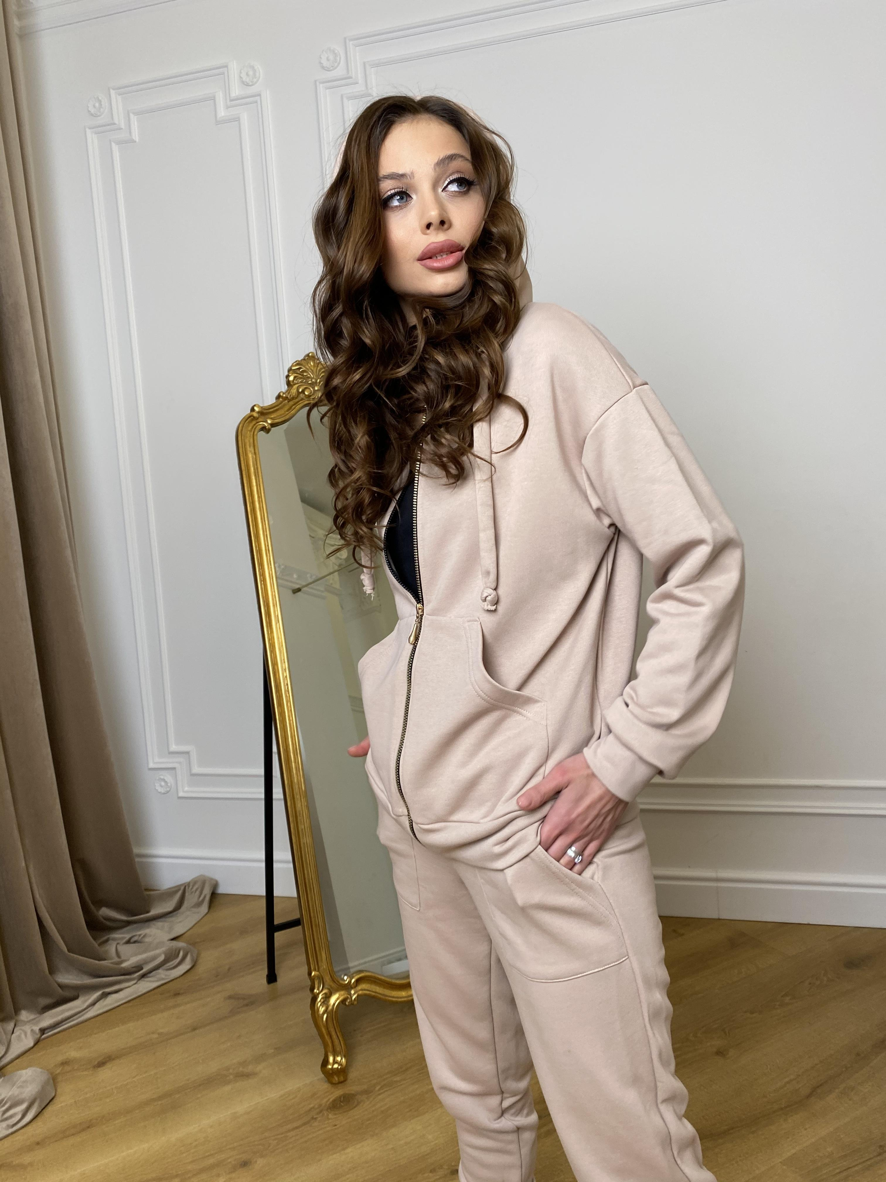 Брокер костюм  из 3х нитки  9634 АРТ. 45981 Цвет: Бежевый - фото 7, интернет магазин tm-modus.ru