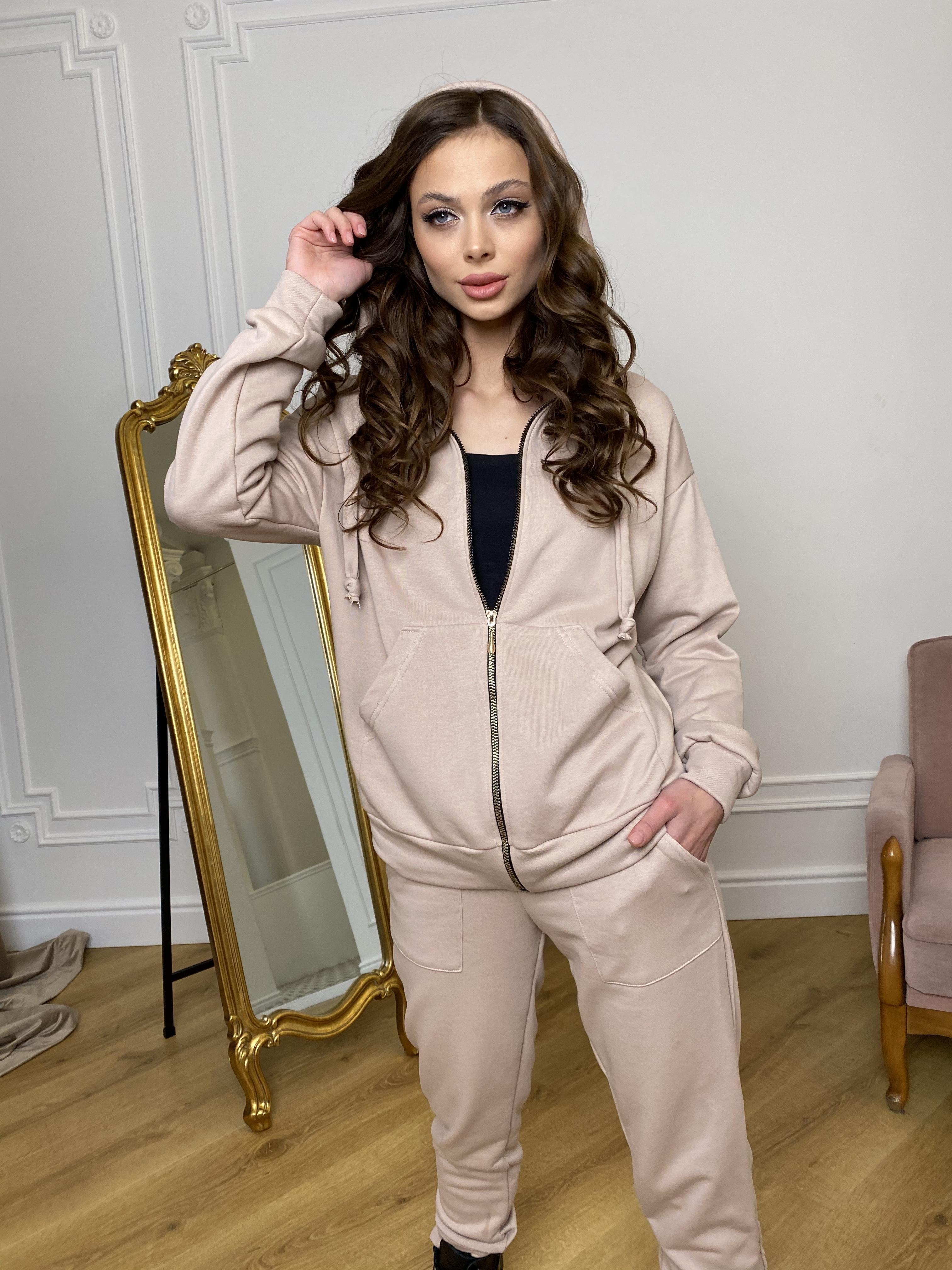 Брокер костюм  из 3х нитки  9634 АРТ. 45981 Цвет: Бежевый - фото 9, интернет магазин tm-modus.ru