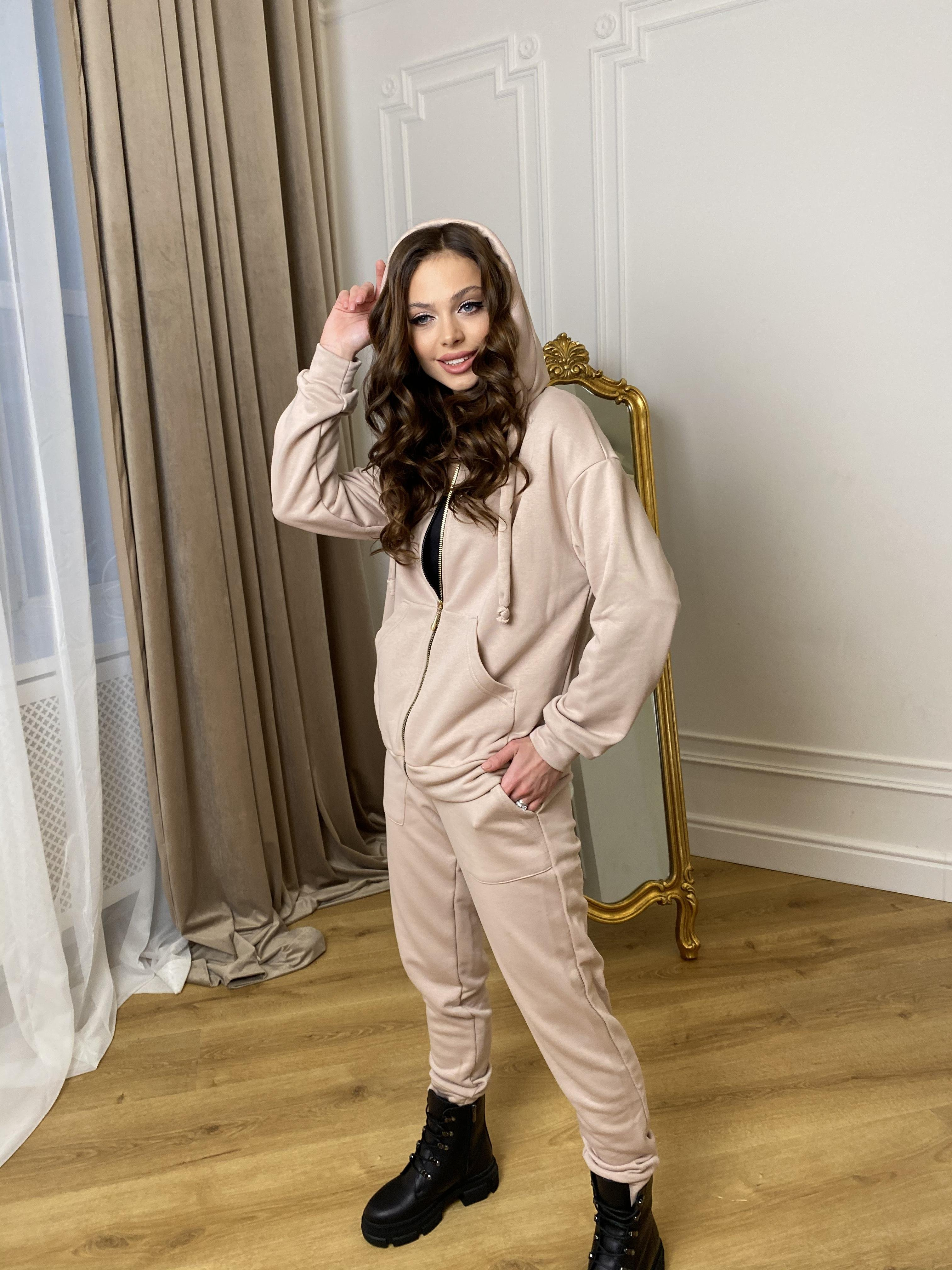 Брокер костюм  из 3х нитки  9634 АРТ. 45981 Цвет: Бежевый - фото 11, интернет магазин tm-modus.ru