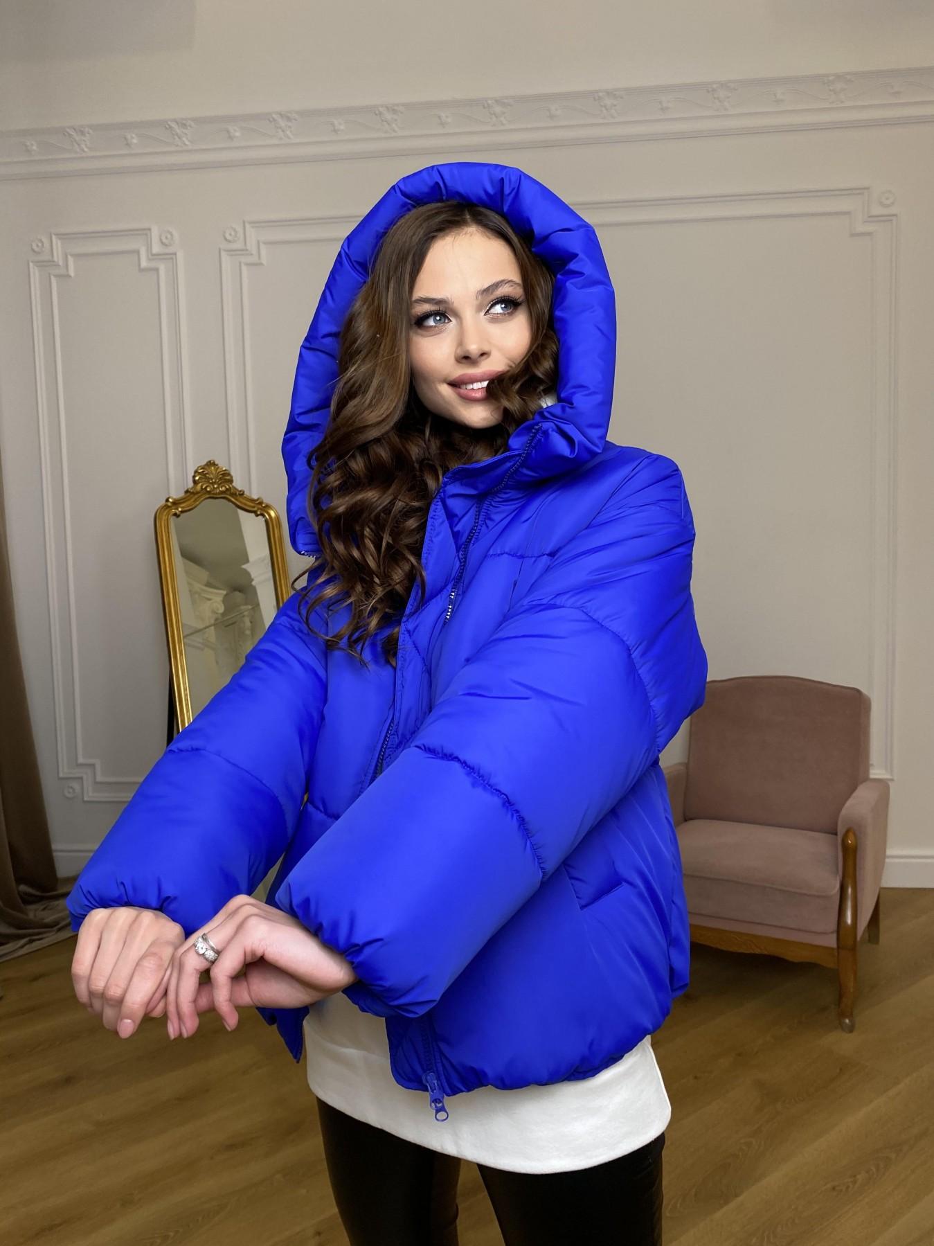 Нокс куртка из плащевой ткани 10535 АРТ. 46881 Цвет: Электрик 1052 - фото 10, интернет магазин tm-modus.ru