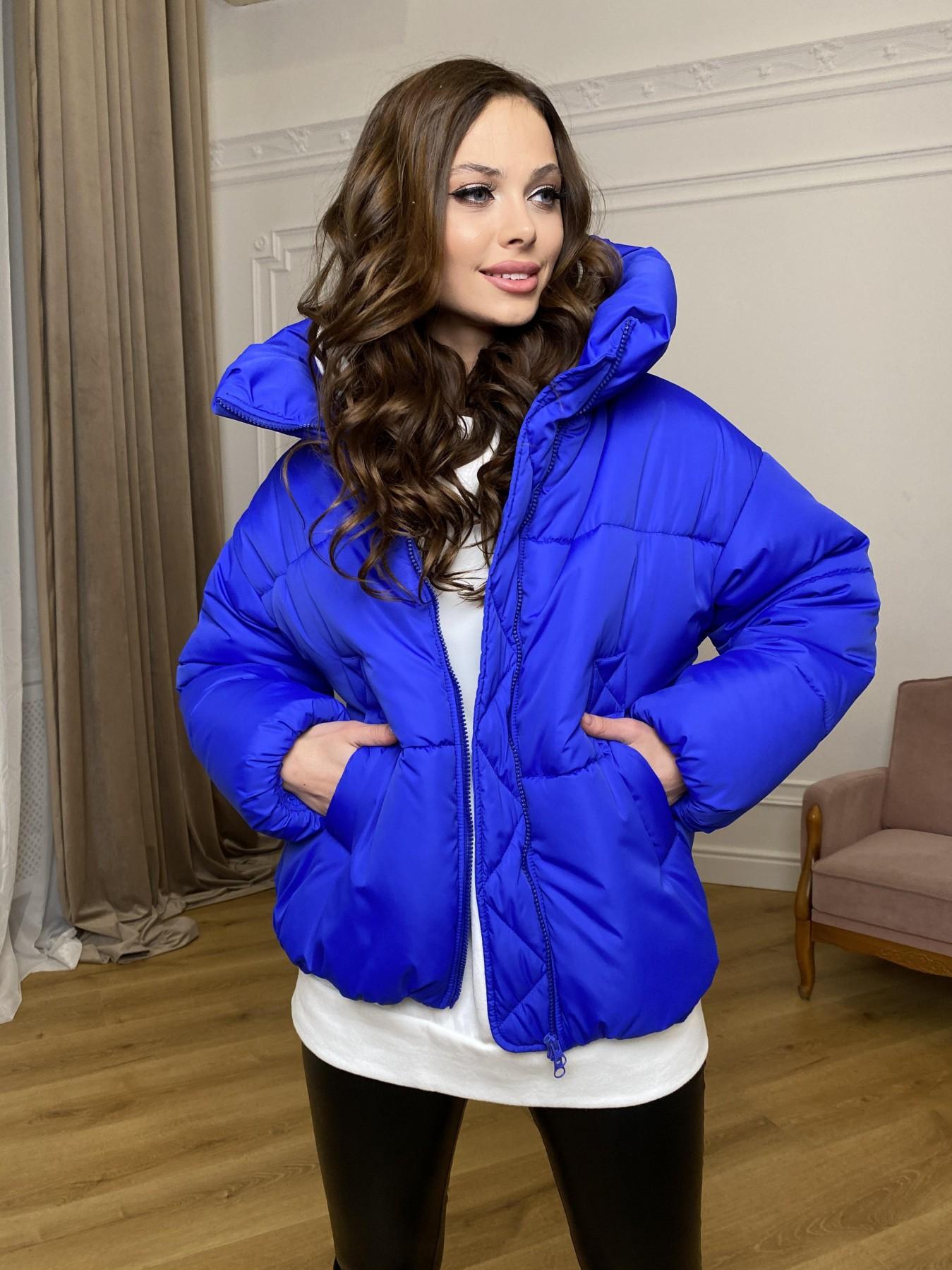 Нокс куртка из плащевой ткани 10535 АРТ. 46881 Цвет: Электрик 1052 - фото 12, интернет магазин tm-modus.ru