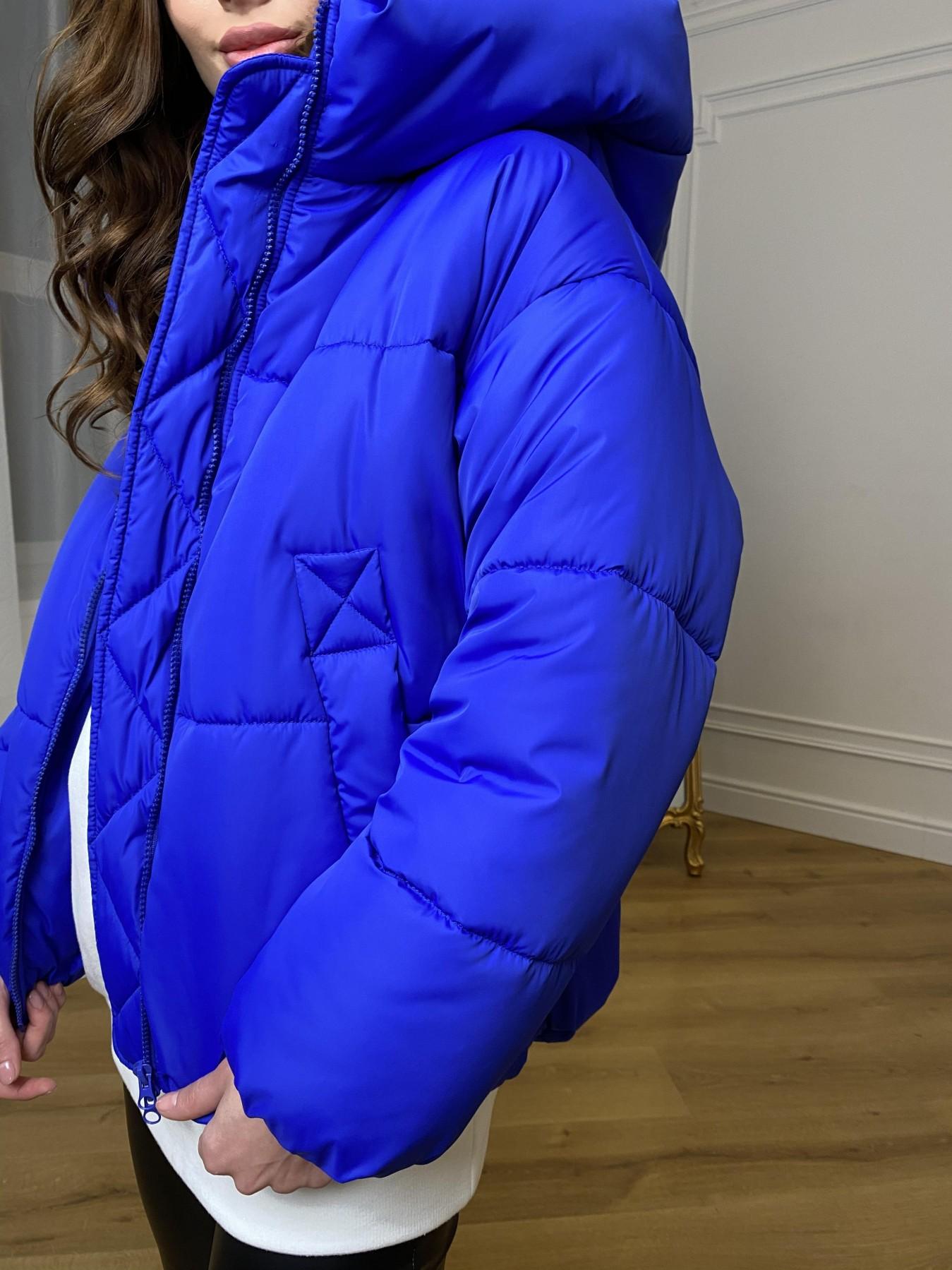Нокс куртка из плащевой ткани 10535 АРТ. 46881 Цвет: Электрик 1052 - фото 14, интернет магазин tm-modus.ru