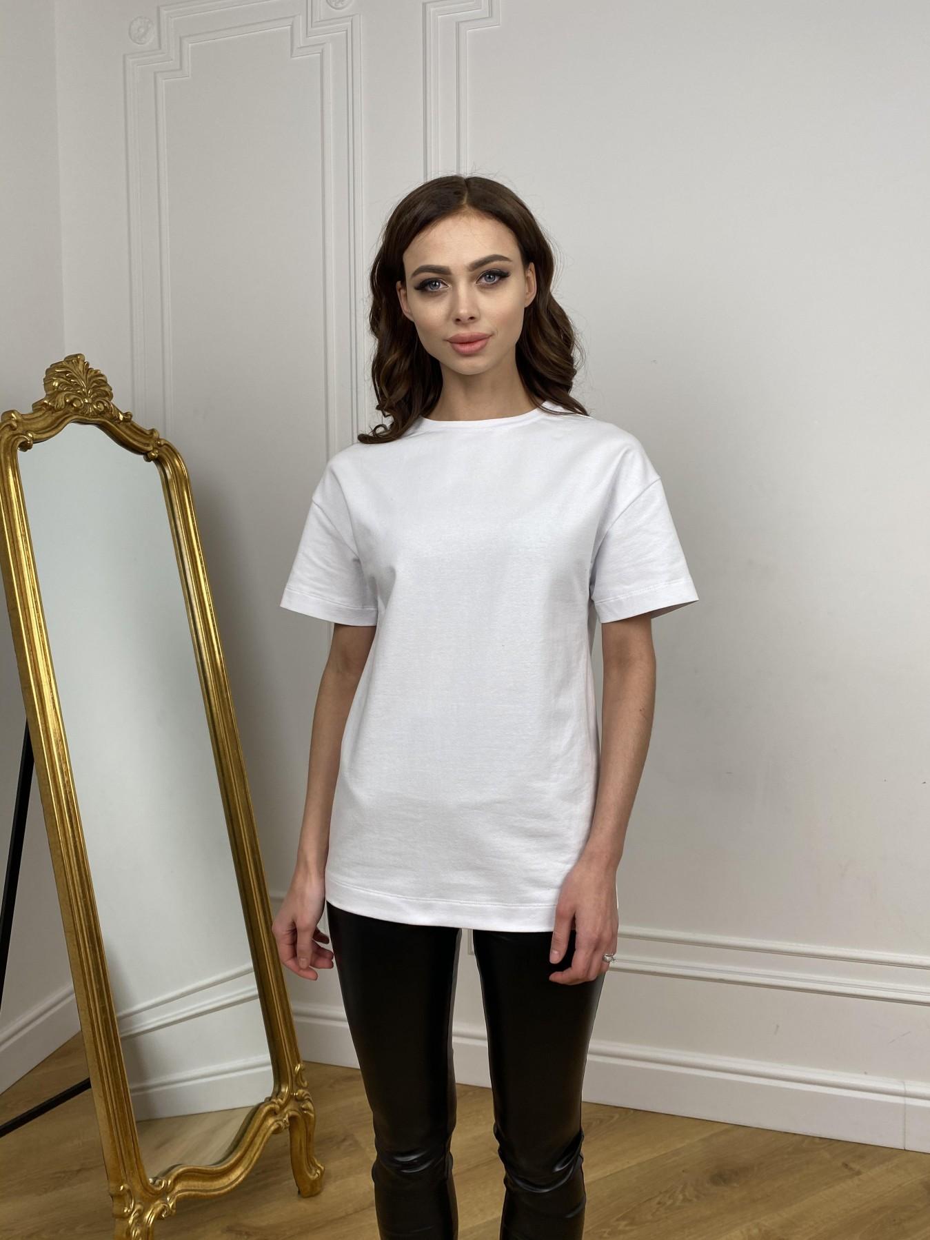 Женские майки оптом Украина Скипер футболка трикотажная из двунитки  10593