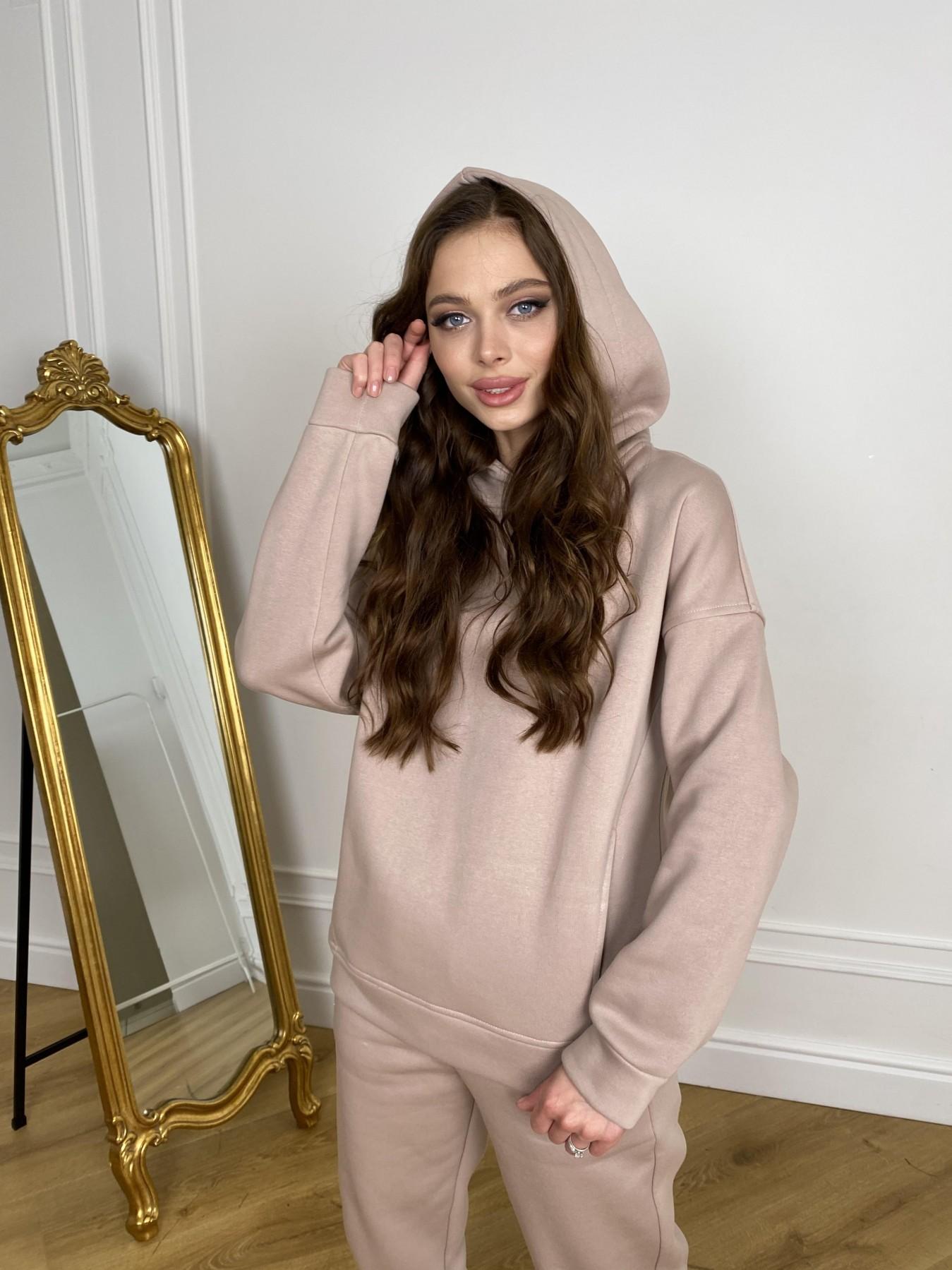 МДС Hot костюм с начесом 3х нитка  10519 АРТ. 46871 Цвет: Кофе - фото 1, интернет магазин tm-modus.ru