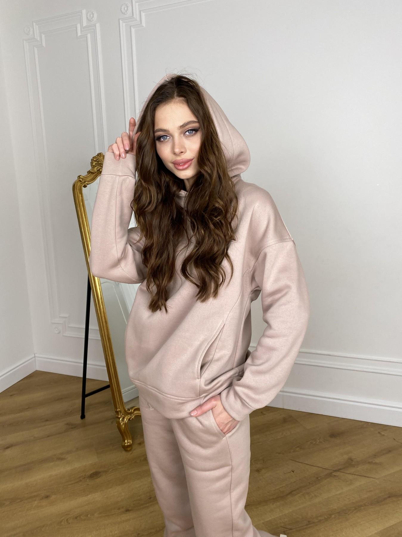 Женская одежда оптом Украина Modus МДС Hot костюм с начесом 3х нитка  10519