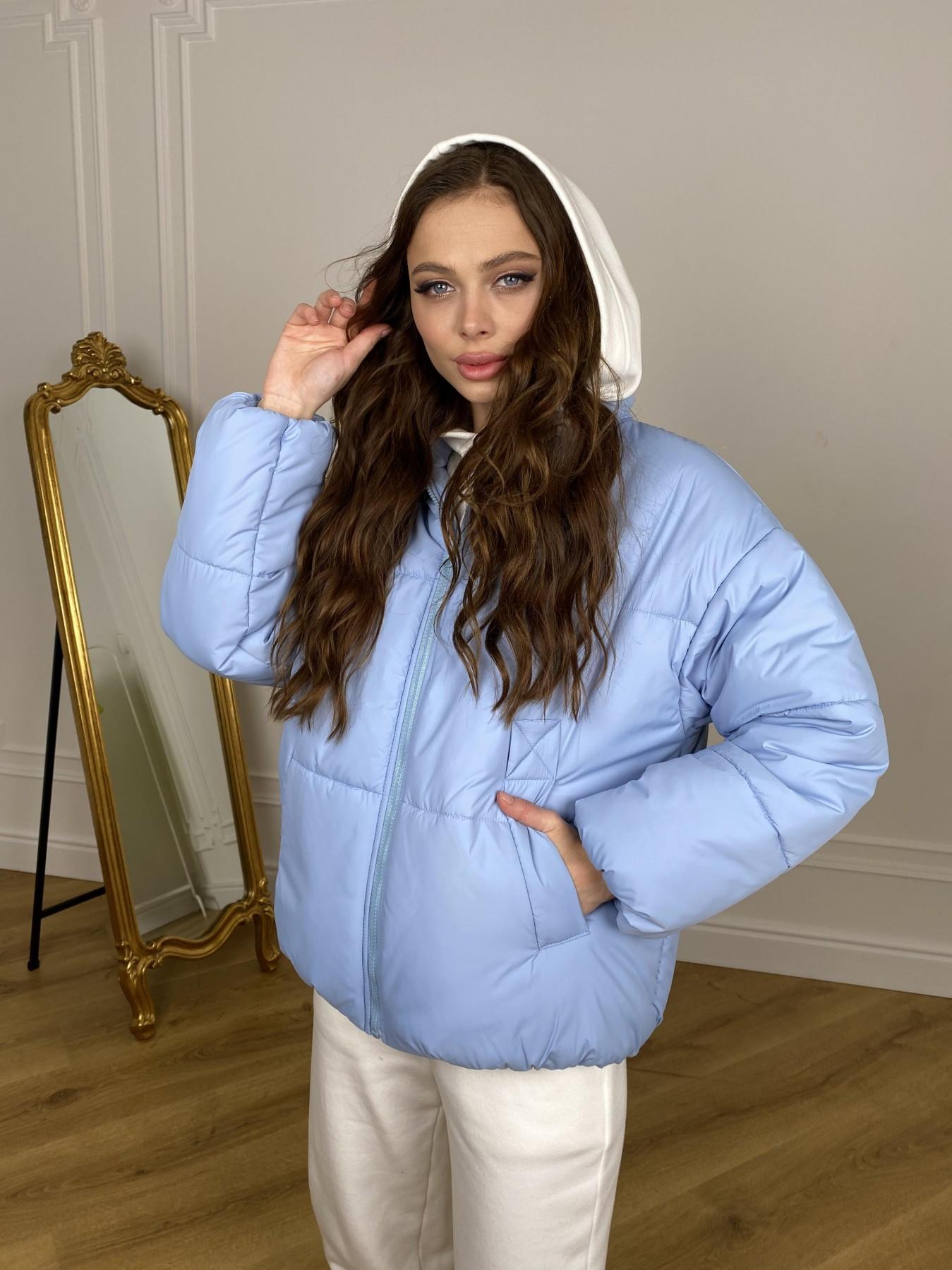куртки оптом Харьков Муд куртка из плащевой ткани 10509
