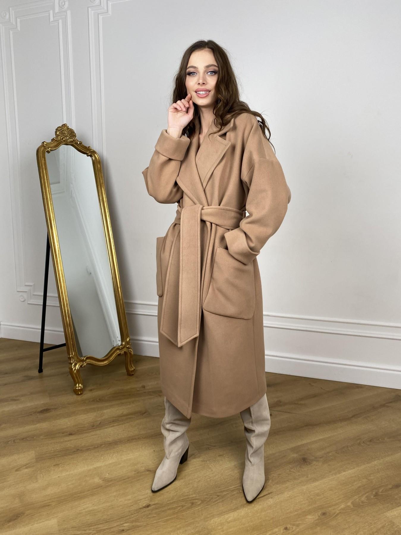 Купить зимнее пальто недорого Кейт  пальто из кашемира 10539