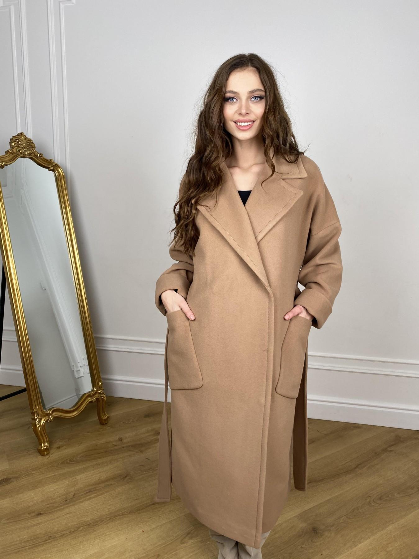 Кейт  пальто из кашемира 10539 АРТ. 46894 Цвет: Кемел - фото 9, интернет магазин tm-modus.ru